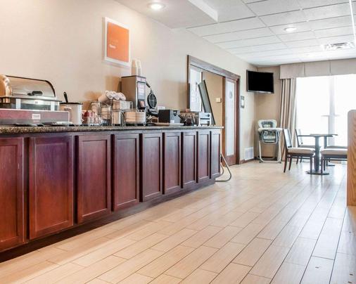 Comfort Suites - Farmington - Buffet