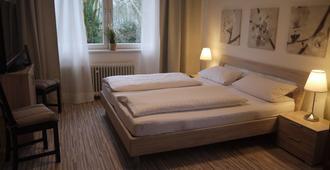 Hotel am Stadion - דיסבורג - חדר שינה