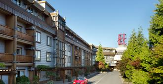 The Edgewater - A Noble House Hotel - Seattle - Rakennus