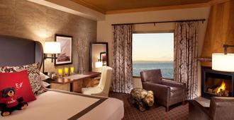 The Edgewater - A Noble House Hotel - סיאטל - חדר שינה