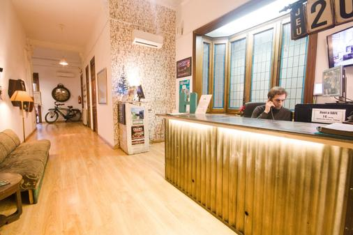 The Hipstel - Barcelona - Front desk