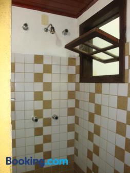 奧卡丁霍爾酒店 - 阿拉亞爾達茹達 - 浴室
