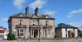 The Royal Hotel - Elgin - Bâtiment