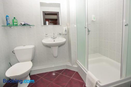 Tauras Center Hotel - Palanga - Bathroom