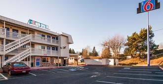 Motel 6 Bremerton - Wa - Бремертон - Здание