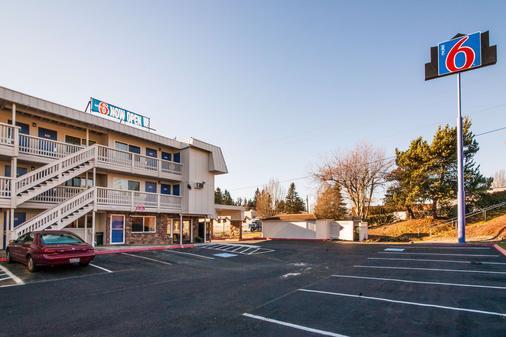 Motel 6 Bremerton - Wa - Bremerton - Rakennus