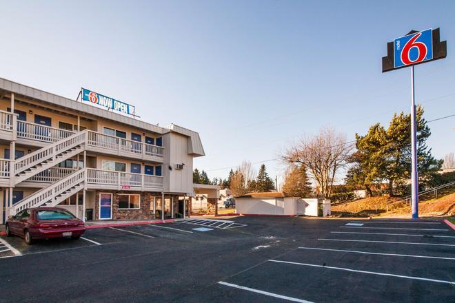 Motel 6 Bremerton - Wa - Bremerton - Edificio
