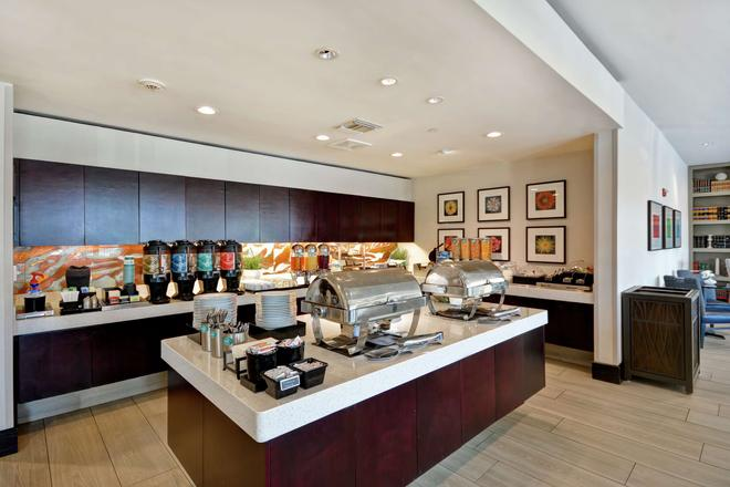 Homewood Suites by Hilton Plano-Richardson - Plano - Buffet