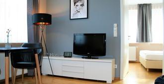Zeitwohnhaus Suite-Hotel & Serviced Apartments - Erlangen - Servicio de la habitación