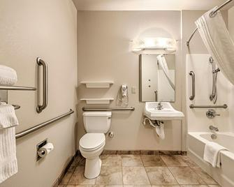Candlewood Suites Oak Harbor - Oak Harbor - Baño