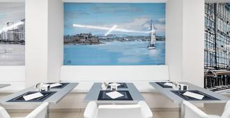 Eurostars Blue Coruña - א קורונה - מסעדה