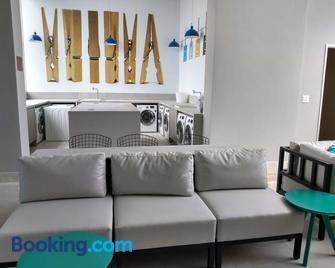 Flat aconchegante no centro de Osasco - Osasco - Living room