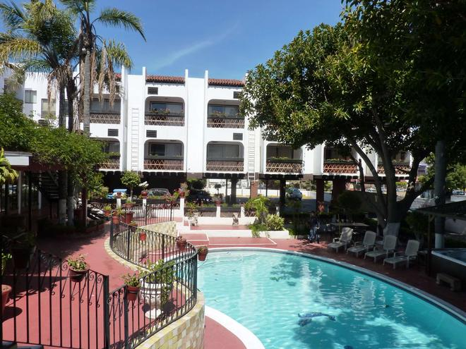 Best Western El Cid - Ensenada - Pool