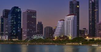 Shama Lakeview Asoke Bangkok - Bangkok - Outdoors view