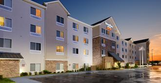 TownePlace Suites by Marriott Houston Galleria Area - Houston - Bygning