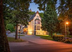 Hotel Erbprinzenpalais - Wernigerode - Gebouw