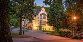 Hotel Erbprinzenpalais - Wernigerode - Edifício