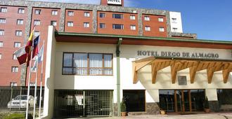 Hotel Diego De Almagro Puerto Montt - Puerto Montt - Edifício