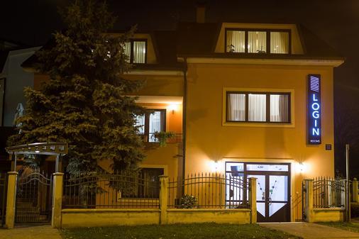 Log In Rooms - Zagreb - Toà nhà