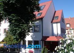 Hotel Brehm - Wurtzbourg - Bâtiment