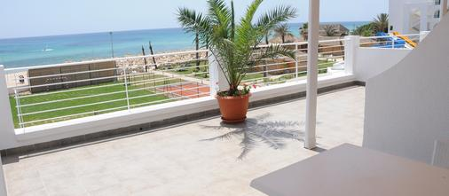 Vincci Nozha Beach And Spa - Hammamet - Parveke