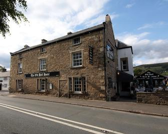 The Old Hall Hotel - Hope Valley - Gebouw