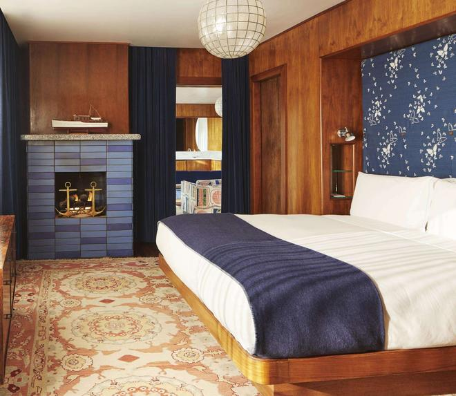 The Maritime Hotel - New York - Bedroom