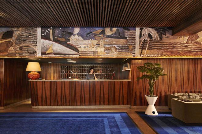 The Maritime Hotel - New York - Front desk