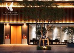 Almont Hotel Naha Kenchomae - Naha - Buiten zicht