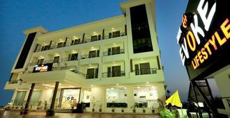 Evoke Lifestyle - Katra - Building