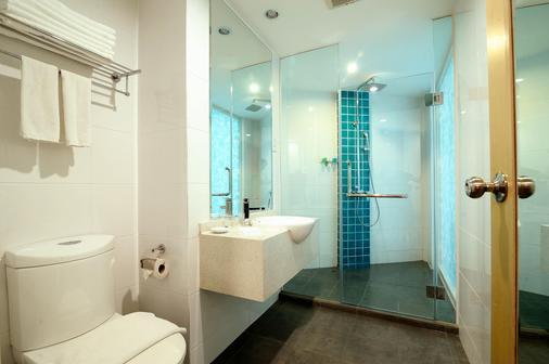 大洋洲飯店 - 亞庇 - 浴室