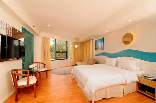 大洋洲飯店 - 亞庇 - 臥室