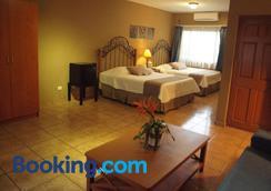 Las Magnolias Hotel Boutique - San Salvador - Bedroom