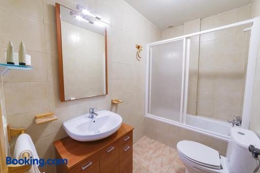 Casas Rurales Olmeda - Alcalá del Júcar - Bathroom