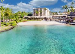 Courtyard by Marriott King Kamehameha's Kona Beach Hotel - Kailua-Kona - Budynek