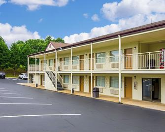 Econo Lodge Lynchburg South - Lynchburg - Edificio
