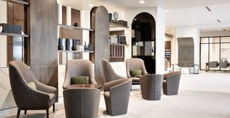 AC Hotel By Marriott Charlotte Southpark - Charlotte - Lobby