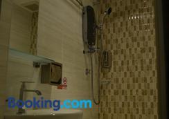 Dr Hotel - Penang - Bathroom