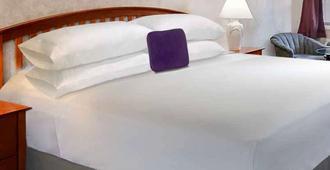 Knights Inn Lethbridge - Lethbridge - Bedroom