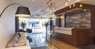 Yuhao Hotel Hsinchu - Hsinchu City - Front desk