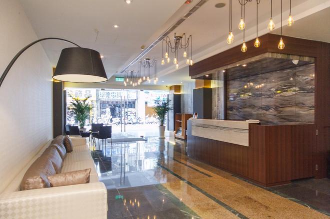 Yuhao Hotel Hsinchu - Hsinchu City - Ρεσεψιόν