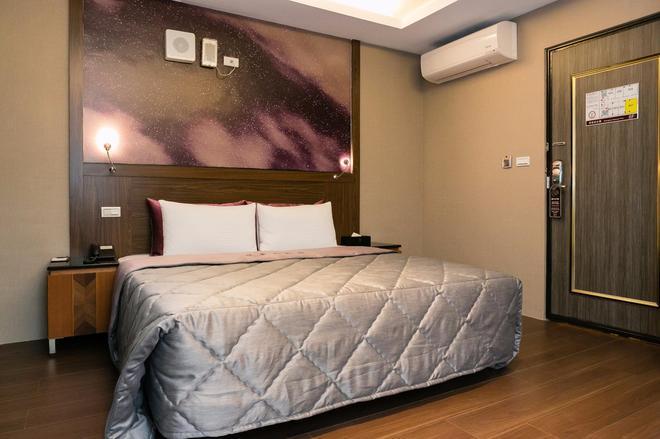 Yuhao Hotel Hsinchu - Hsinchu City - Κρεβατοκάμαρα