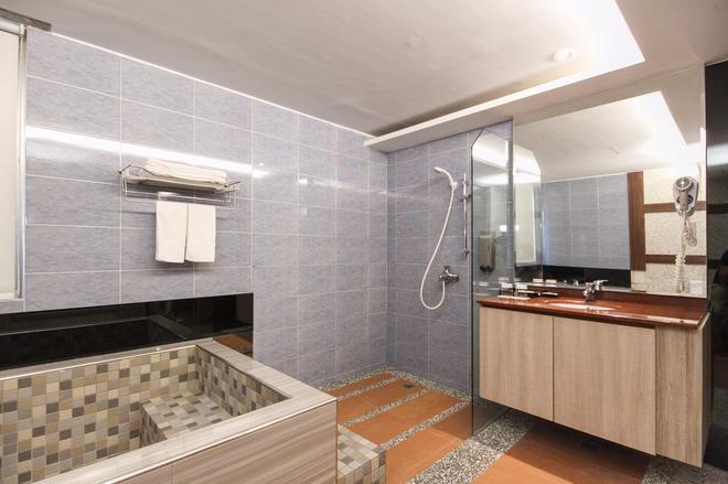 Yuhao Hotel Hsinchu - Hsinchu City - Μπάνιο