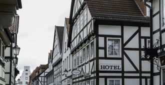 Historik Hotel Garni Christinenhof - Hamelin - Building