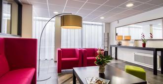 Nemea Appart Hotel Residence Quai Victor - Tours - Lobby