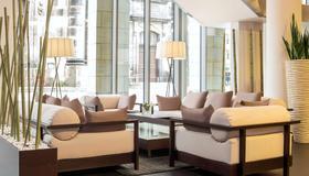 NH Collection Dresden Altmarkt - Dresde - Sala de estar