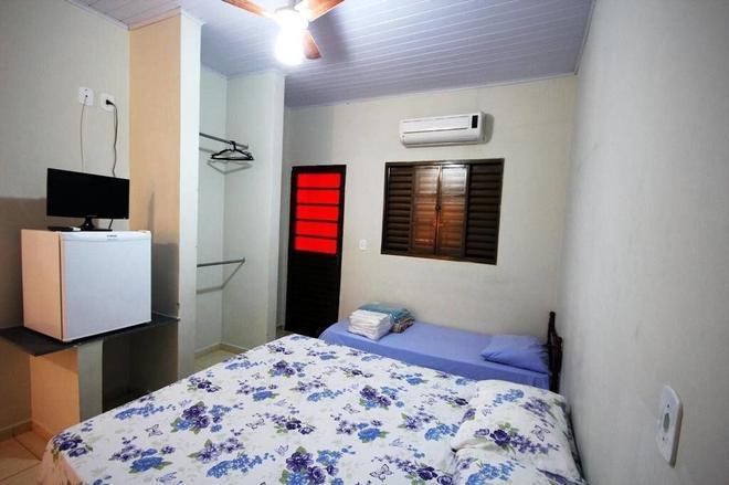 聖卡埃塔諾旅館 - 奧林匹亞 - 奧利比亞 - 臥室