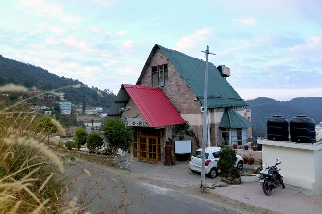 Hotel Chail Residency - Chail - Building