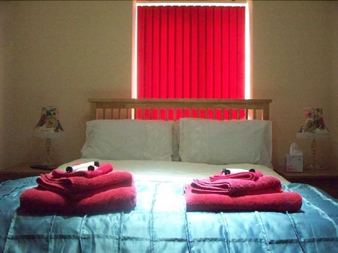 霍斯舒旅館 - 布里斯托爾 - 臥室
