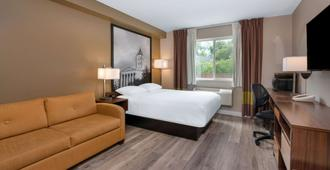 Super 8 by Wyndham Winnipeg West - Winnipeg - Makuuhuone